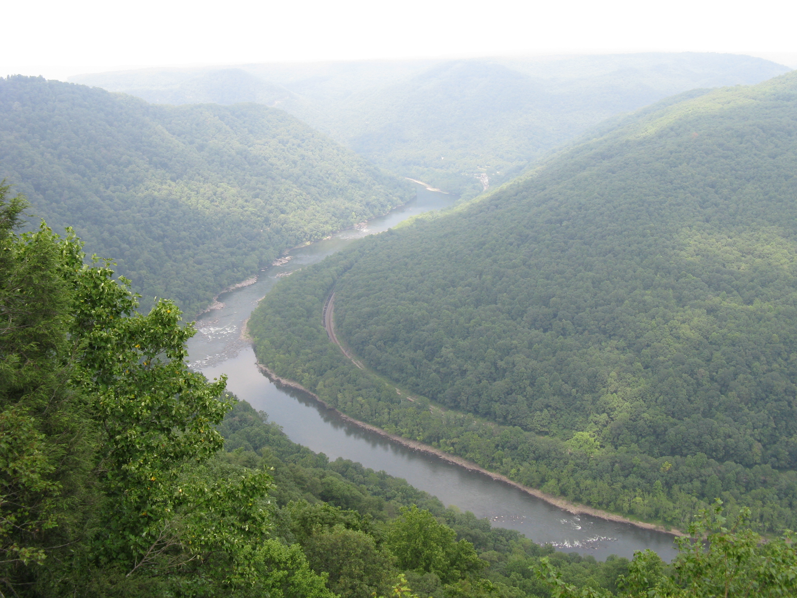 Grandview, WV on the New River NE