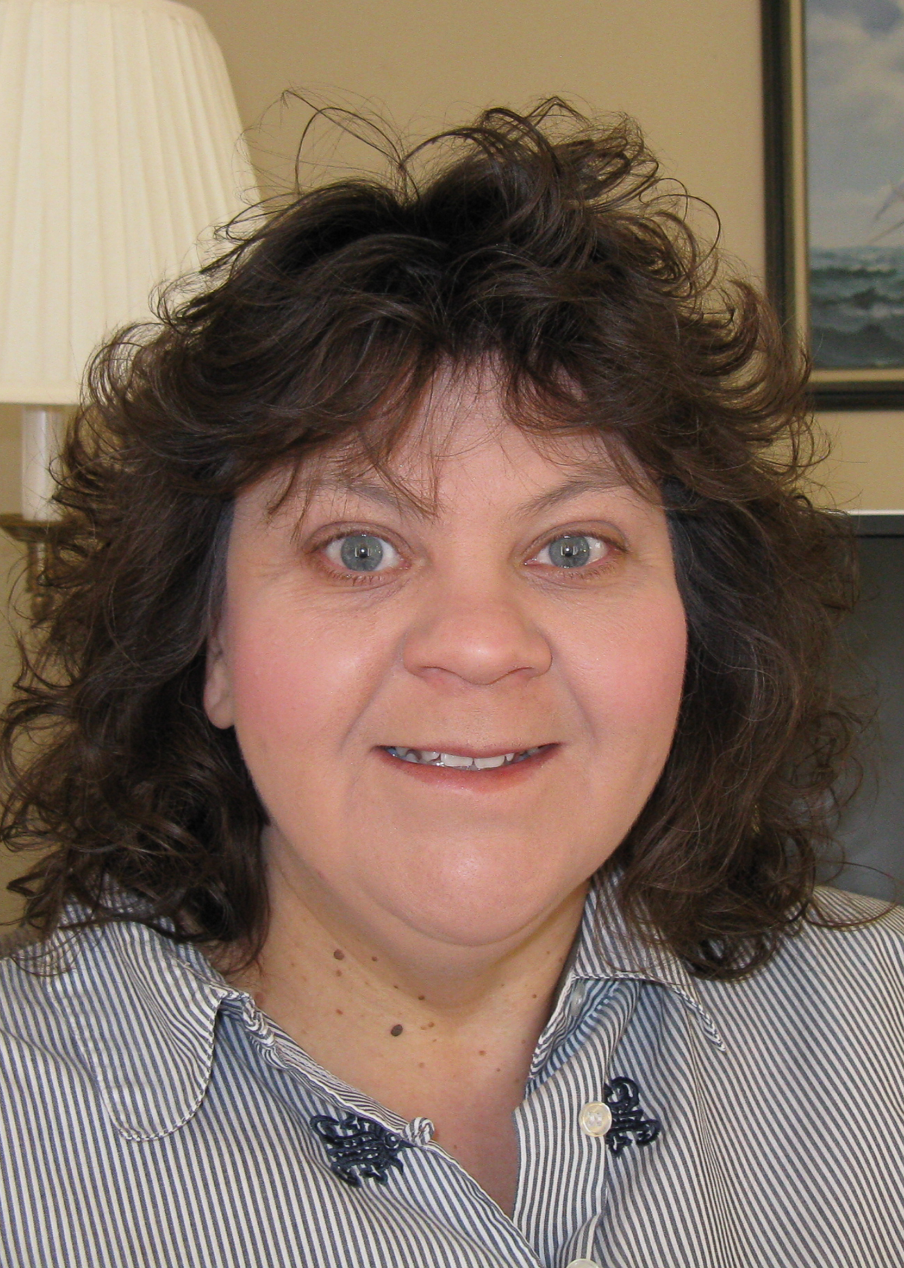 Kim Jones - Office Manager & Client Services Director
