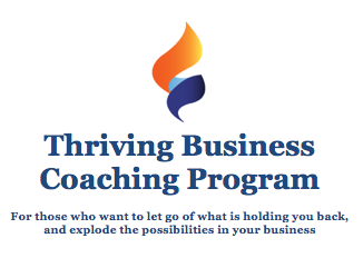Henry Jones Thriving Business Program brochure image