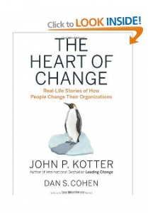 Heart of Change John P Kotter
